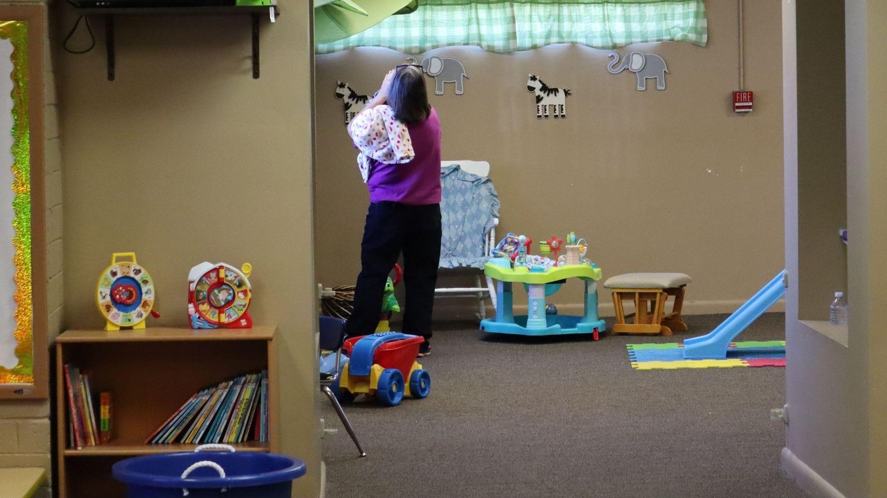 Nursery at Chandler Nazarene