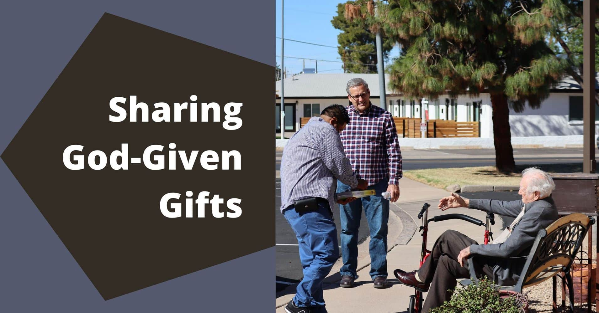 """Featured image for """"Sharing God-Given Gifts"""""""
