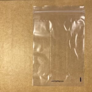 3 Finger (Compartment) Bag