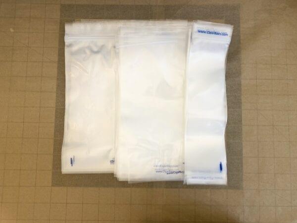 Finger Bags Sampler