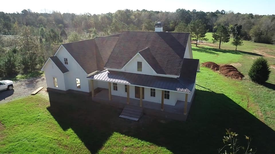 The Boone House