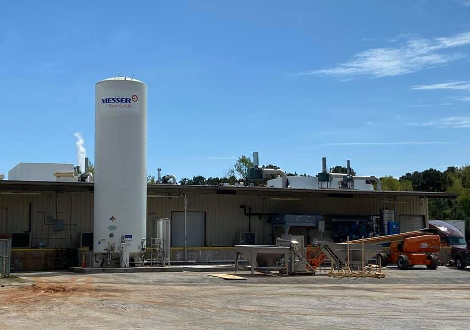 Commercial Chicken Plant