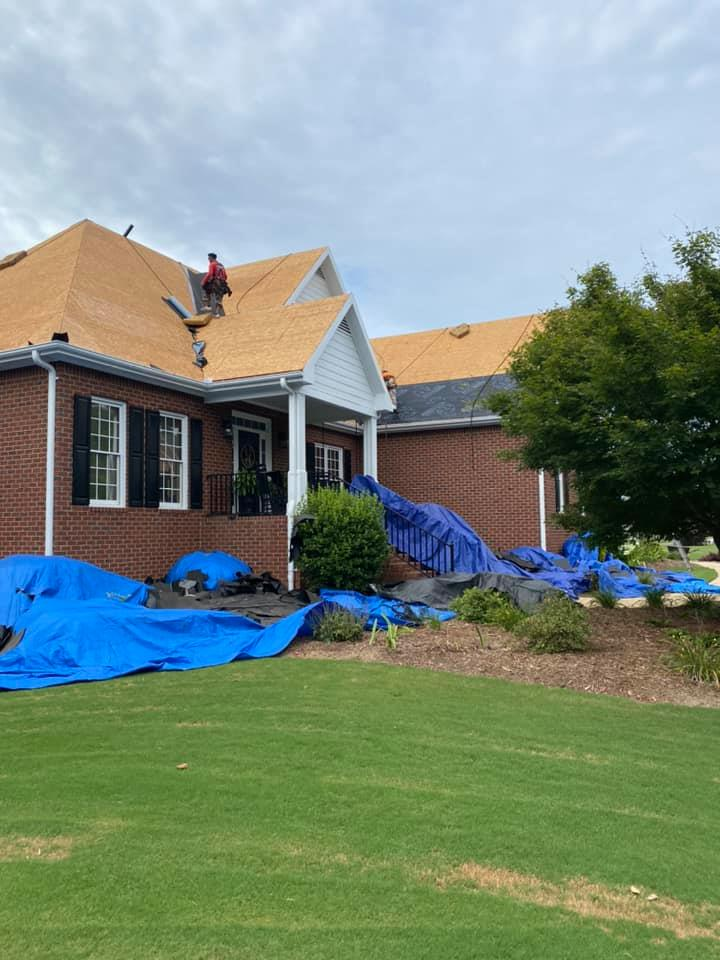 Photo Watkinsville roof replacment