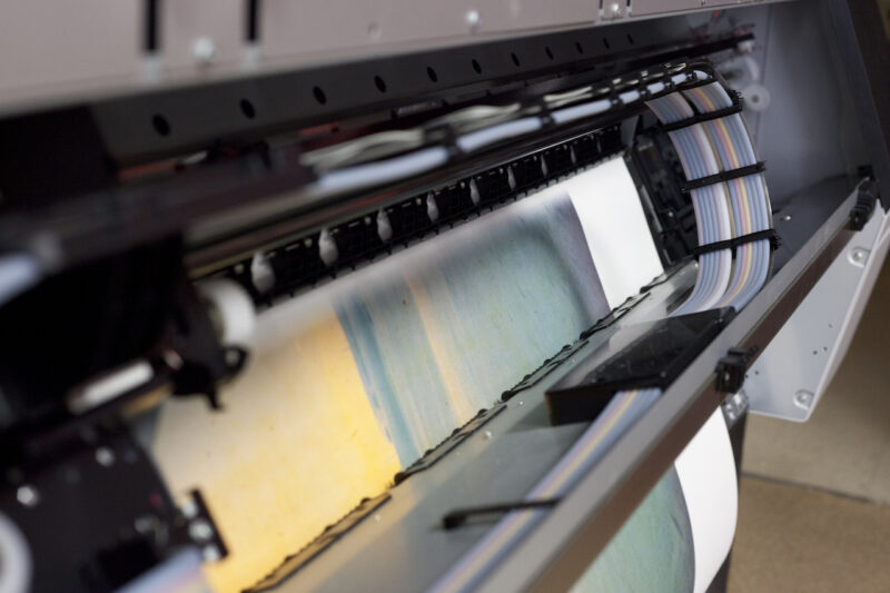 Fine Art Printing on our Epson 9900