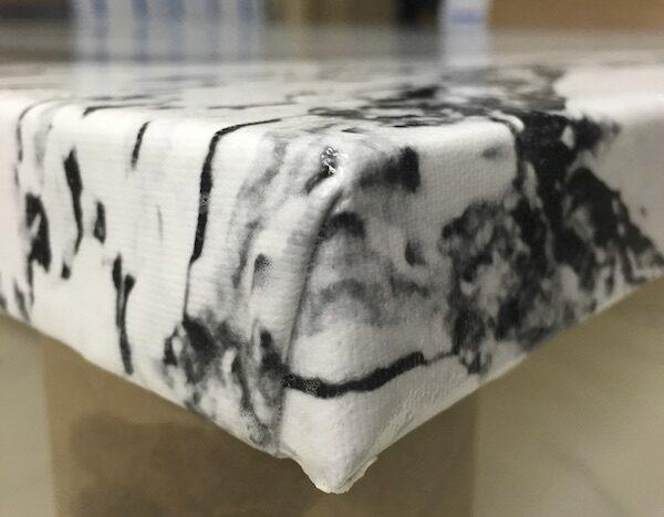 Canvas Wrap Corner
