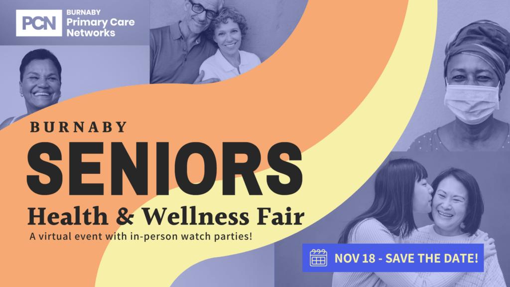 Burnaby Seniors Health & Wellness Fair