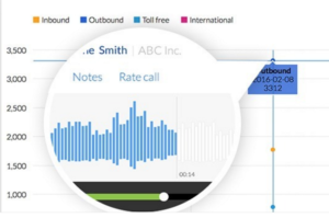 Call Recordings From Reports