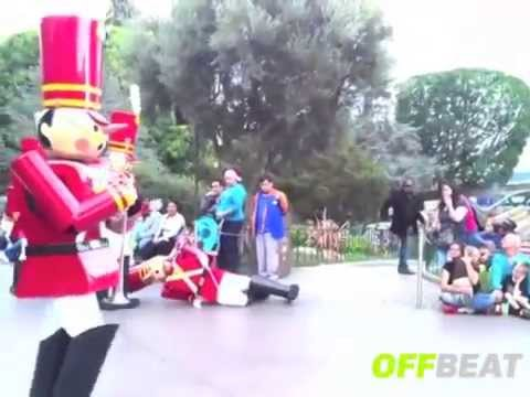 Dressing Up As Disney Characters Is Harder Than You Think. This Wipeout Compilation Will Have You Laughing To Tears!
