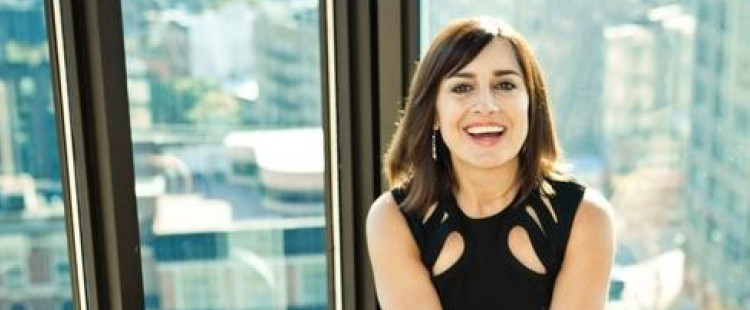 We Love President Of Equinox, Sarah Robb O'Hagan, And Her Awesome View On Body Image.