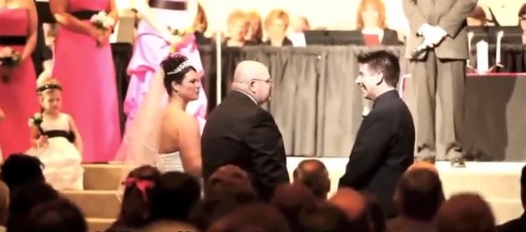 Father Of The Bride Gives The Groom A Very Funny And Heart Warming Surprise