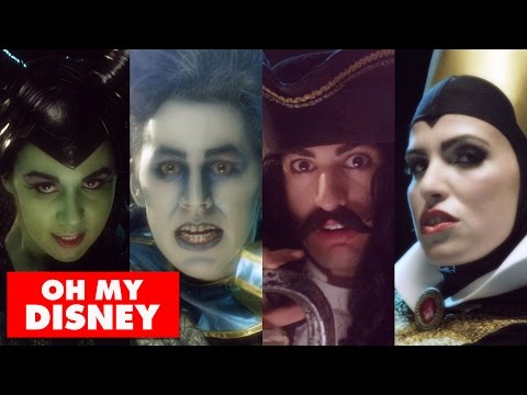 Trying To Get Into The Halloween Spirit? Check Out This Halloween-Inspired Video Of All Of The Disney Villains!