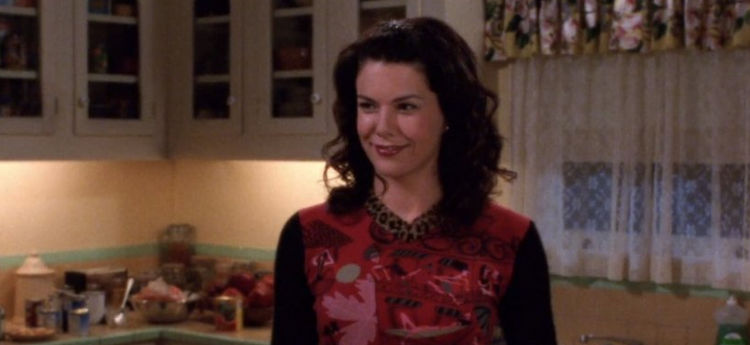 Not Awesome: Hating on Lorelai's Clothing in Gilmore Girls