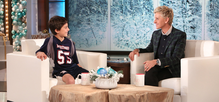 9-Year-Old Gives Advice About Breaking Boundaries And We Are So Inspired!