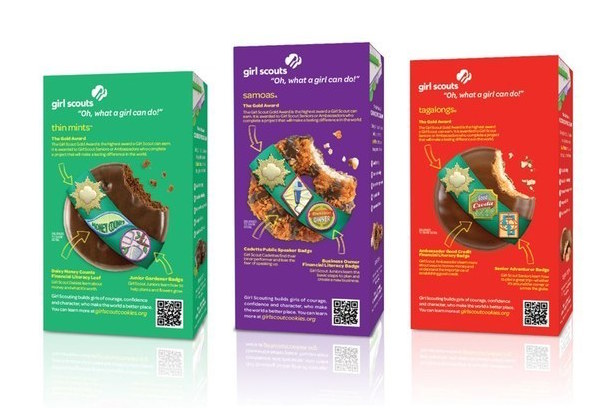 Life Changing News! Girl Scouts Will Be Selling Their Cookies Online