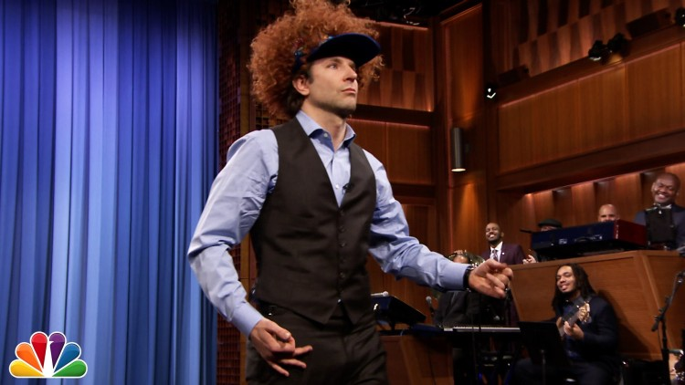 Proof That Bradley Cooper Is The Greatest Air Guitarist Ever