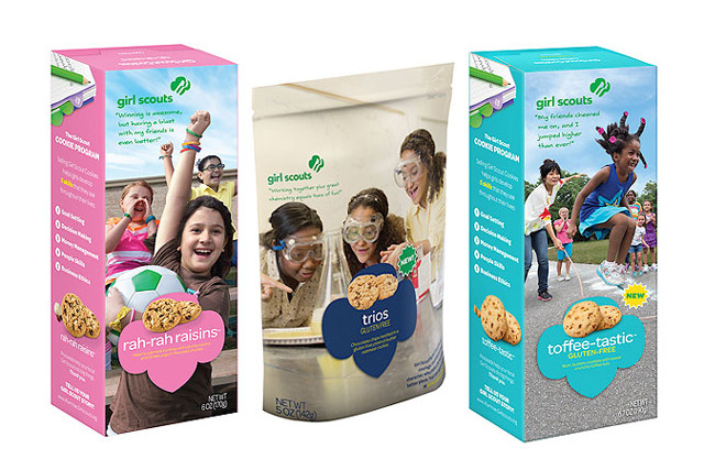 The Girl Scouts Are Introducing 3 New Flavors Of Girl Scout Cookies This Year And We Are SO Excited!