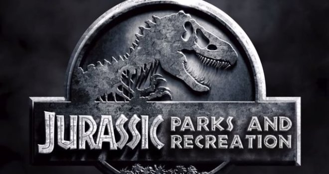 Jurassic Parks And Recreation: Andy Dwyer Is Transferred To The Jurassic World In This Awesome Mashup
