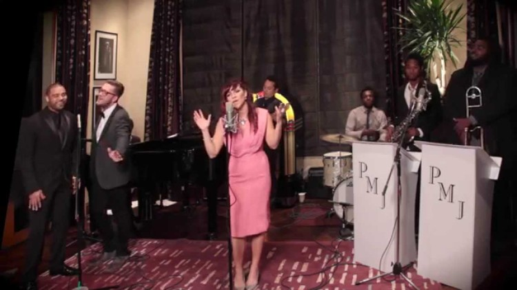 """Postmodern Jukebox Performs An Absolutely Beautiful Cover Of """"I Want It That Way"""""""