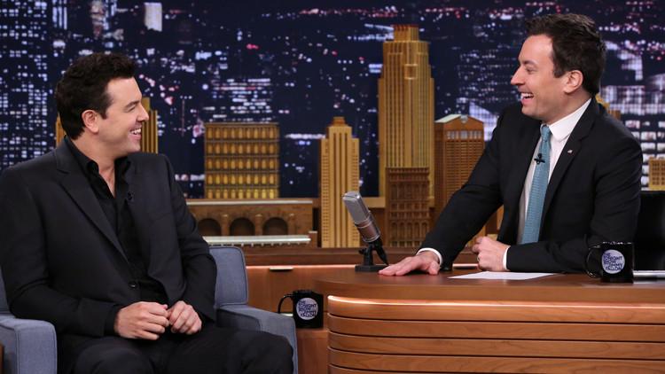 "Jimmy Fallon And Seth MacFarlane Play ""Wheel Of Impressions"" And It's Guaranteed To Make You Laugh!"
