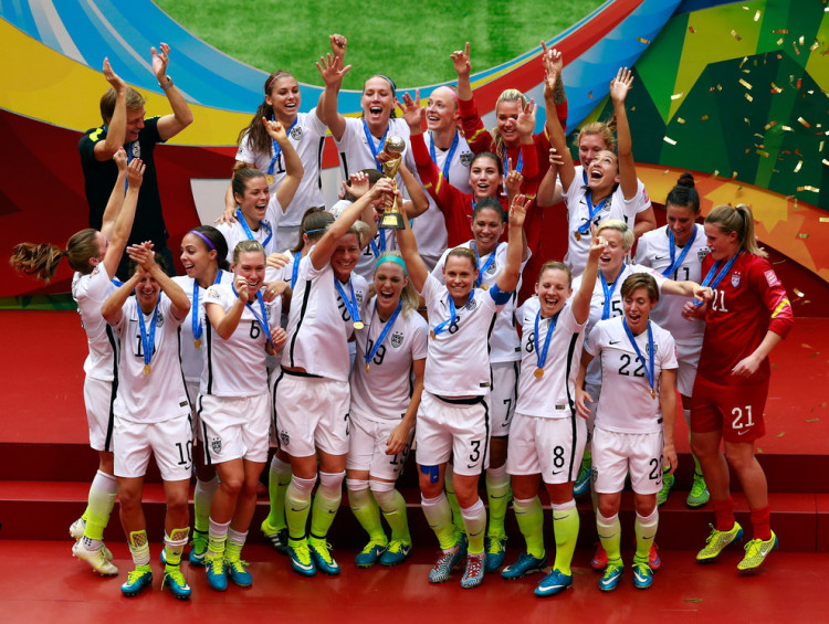 The Best Moments From The 2015 Women's World Cup!