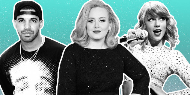 United States Of Pop 2015: This Year's Awesomest Hits Mash-Up Is Here!