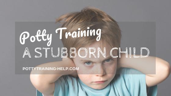 Stubborn child