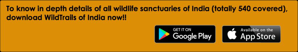 WildTrails of India App