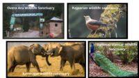 Wildlife sanctuaries In Jammu & Kashmir