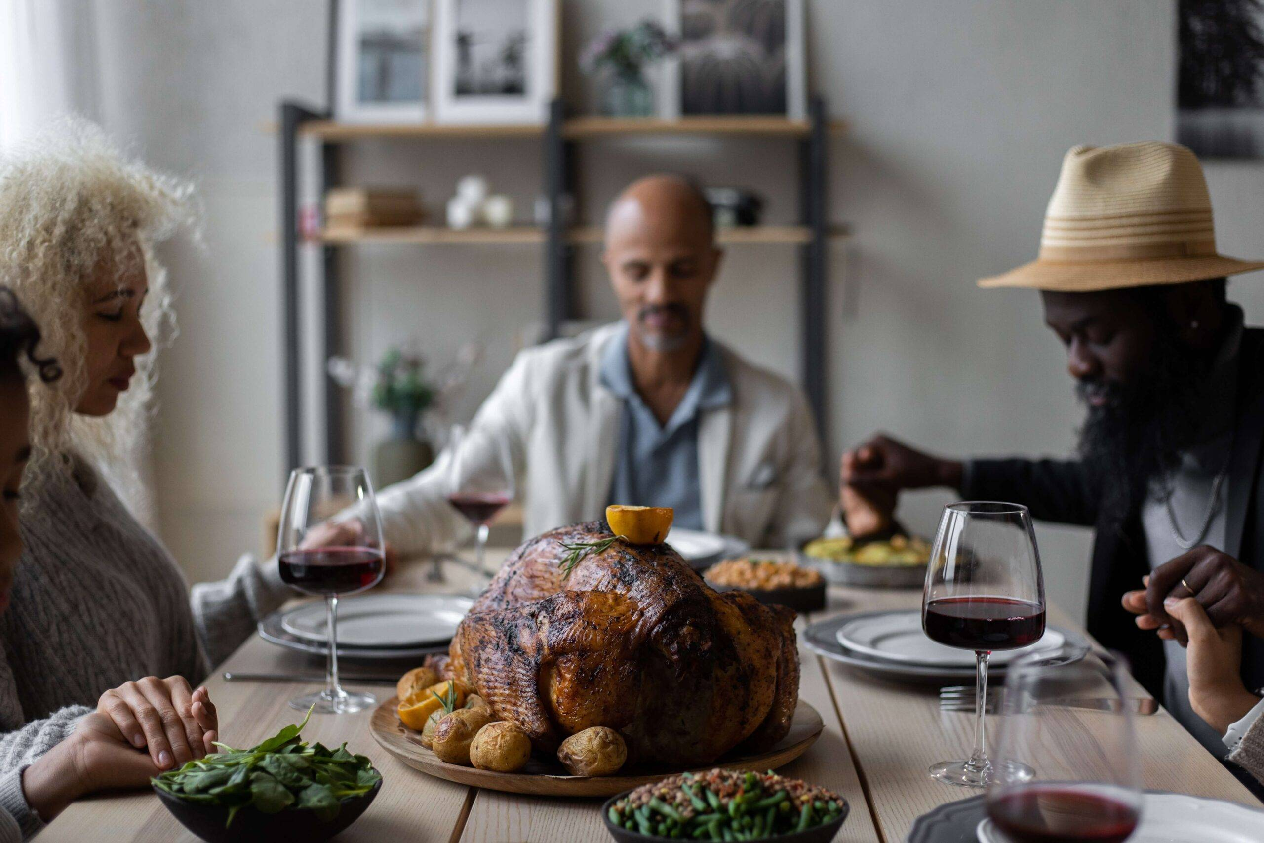 Making Room at the Table for Grief and Gratitude