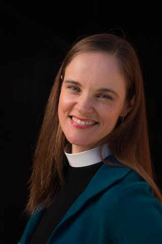 The Reverend Amy Denney Zuniga