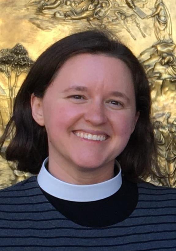 The Reverend Anne Clarke
