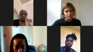 Youth Interviewing Elders 3
