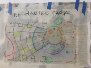 design your park sketch
