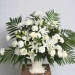 Deepest Condolences Lafayette Funeral Flower Delivery