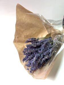 dried lavender florist bunch west lafayette