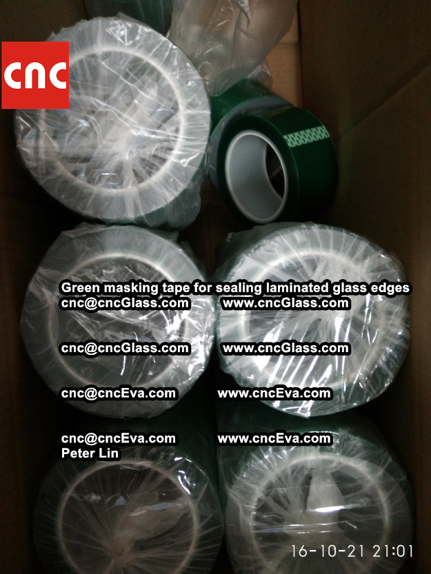 masking-tape-high-temperature-heat-resistant-laminated-glass-edges-sealing-6