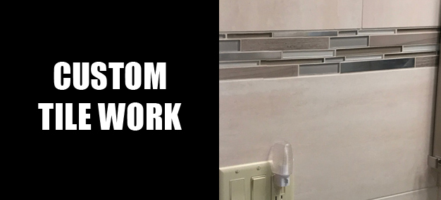 Custom Tile Work Services By Kam Kay Construction