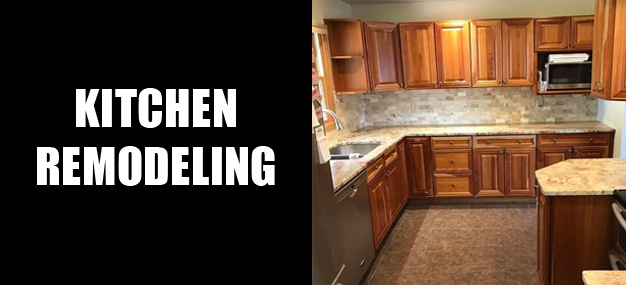 Kitchen Remodeling Services By Kam Kay Construction