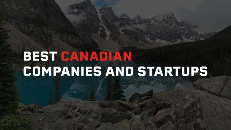 Best Canadian Companies And Startup