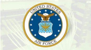 Logo - Us Airforce
