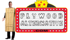 Plywood Alternative Logo