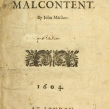 Review: The Malcontent by Amaryllis Barton