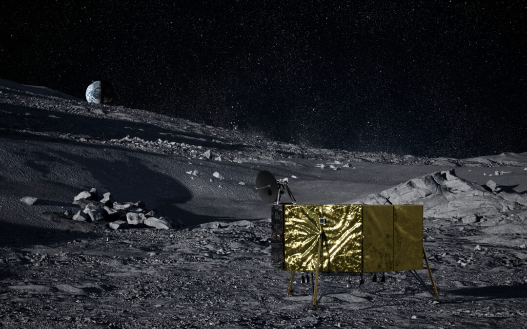 Masten Mission to Lunar South Pole: Schedule Shift to 2023