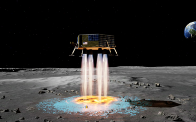 Masten Selected for NIAC Award to Research 'Instant Landing Pads' for NASA's Artemis Lunar Missions