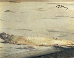 Edouard Manet, Asparagus (1880), oil on canvas. Musée d'Orsay, Paris