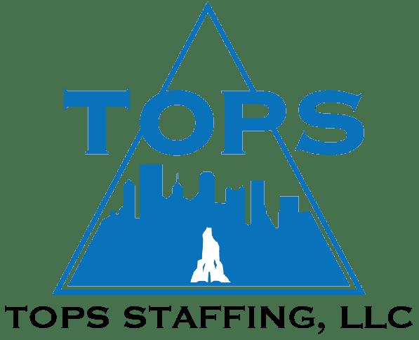 TOPS Staffing LLC light industrial Pittsburgh recruiters logo
