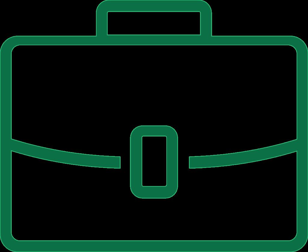 AccountStaff CFO Graphic - briefcase graphic