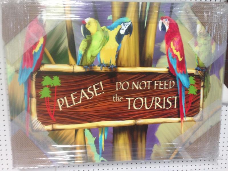 Home Accessories   Parrots Artwork