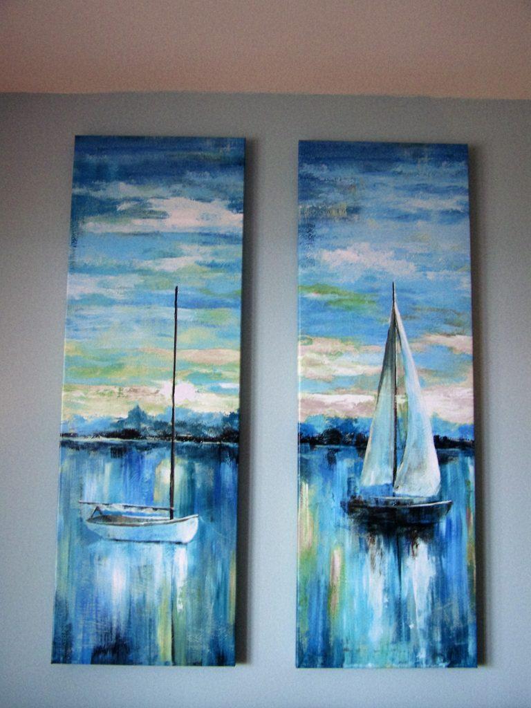 Fishing Boat Artwork | Furniture Accessories Supplier in Panama, FL.