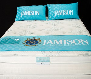 Commercial grade mattresses from Jamison